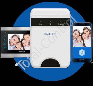 видеодомофон  Slinex