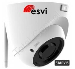 IP купольная Wi-Fi видеокамера ESVI EVC-DQ-SL20W (BV), 2.0Мп