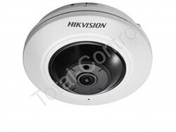 5Мп fisheye IP-камера Hikvision DS-2CD2955FWD-I (1.05mm)